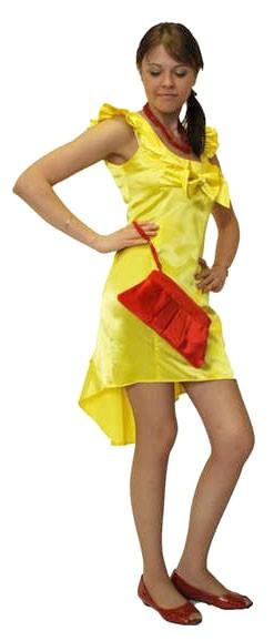 Платье для промо-акций