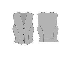 Производство пилотного образца фирменной одежды