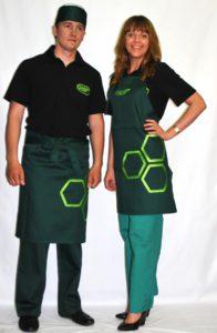 Униформа для обслуживающего персонала оптом
