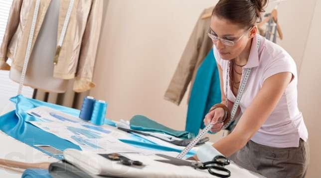 Выезд специалиста на замер одежды
