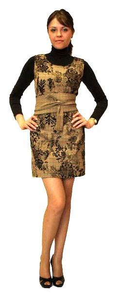 Платье официанта