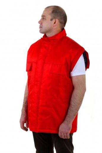 Куртка демисезонная с отстегивающимися рукавами