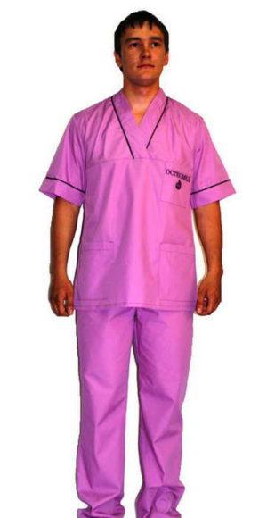 Медицинские блуза и брюки (комплект)