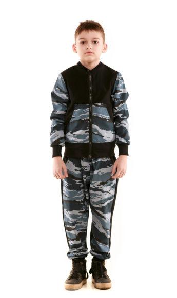 Костюм милитари с курткой