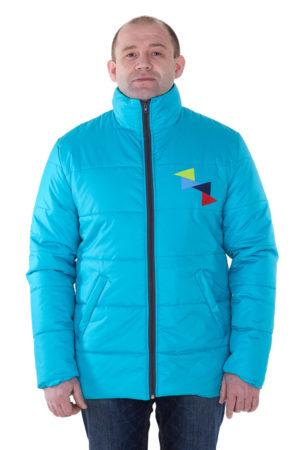 Куртка утепленная унисекс
