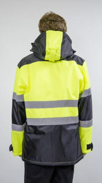 Куртка рабочая ИТР зимняя