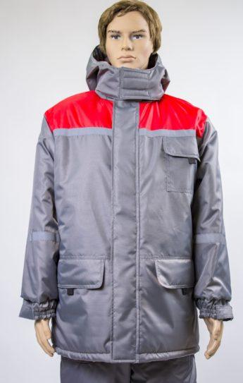 Комплект зимний куртка и полукомбинезон