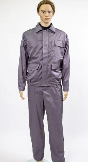 Комплект летний куртка и полукомбинезон