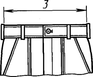 ГОСТ 27575-87 «Костюмы мужские для защиты от общих производственных загрязнений и механических воздействий. Технические условия»
