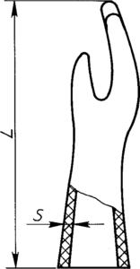 ГОСТ 20010-93 «Перчатки резиновые технические. Технические условия»