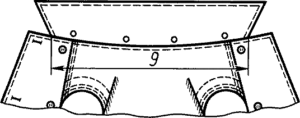 ГОСТ 12.4.134-83 «ССБТ. Плащи мужские для защиты от воды. Технические условия»