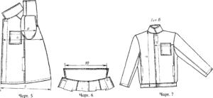 ГОСТ 27652-88 «Костюмы мужские для защиты от кислот. Технические условия»