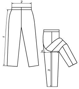 ГОСТ Р 12.4.236-2007 «ССБТ. Одежда специальная для защиты от пониженных температур. Технические требования»