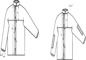 ГОСТ 27643-88 «Костюмы мужские для защиты от воды. Технические условия»